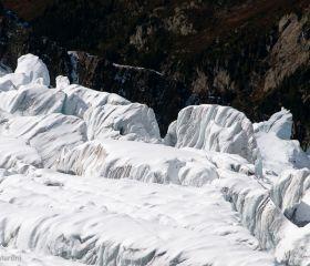 Seracchi al Glacier du Tour