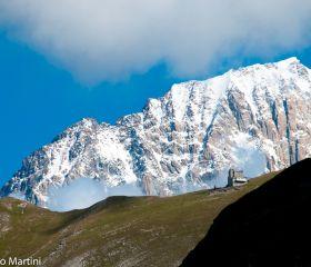Mont Blanc... depuis la Youla
