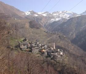 Rimella, frazione San Gottardo