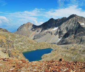 Lago superiore delle Laures