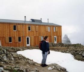 Cabane de Saleinaz