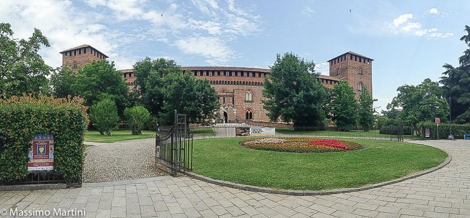Castello di Pavia