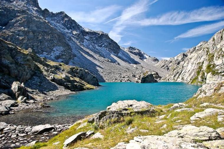 Lago di Belle Combe superiore