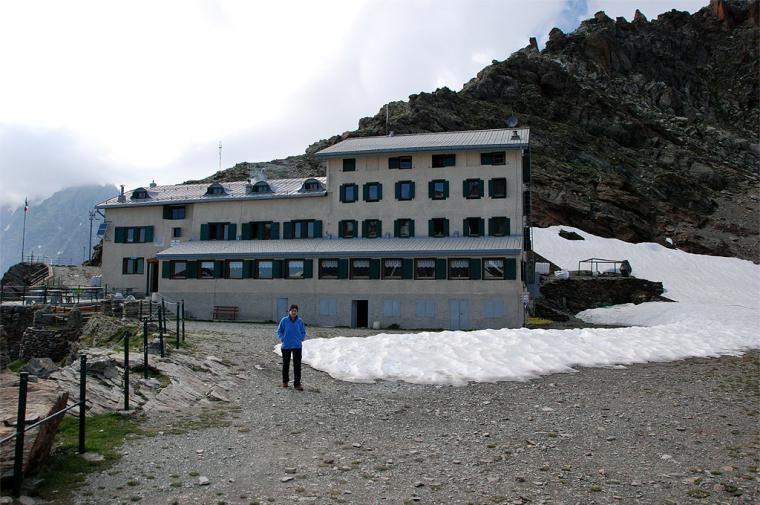 Rifugio Marinelli-Bombardieri