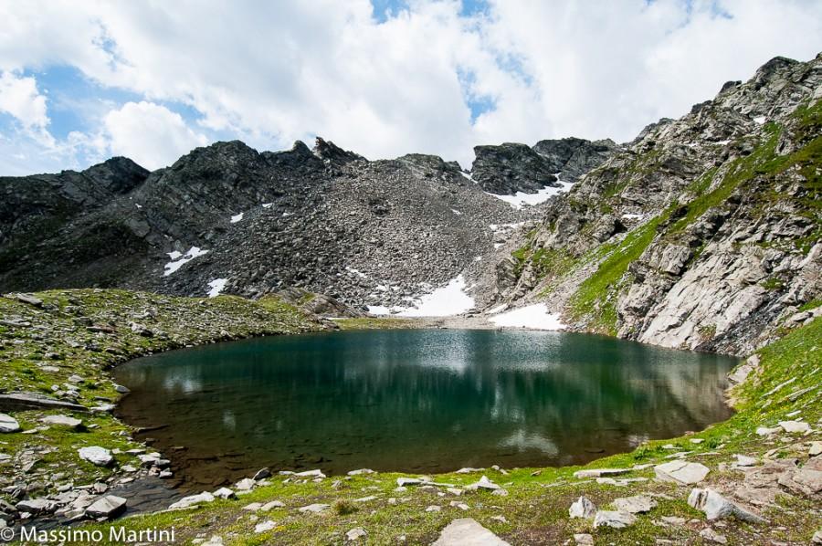 Lago di Changier superiore