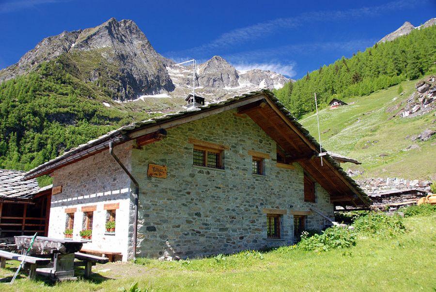 Rifugio Alpenzù