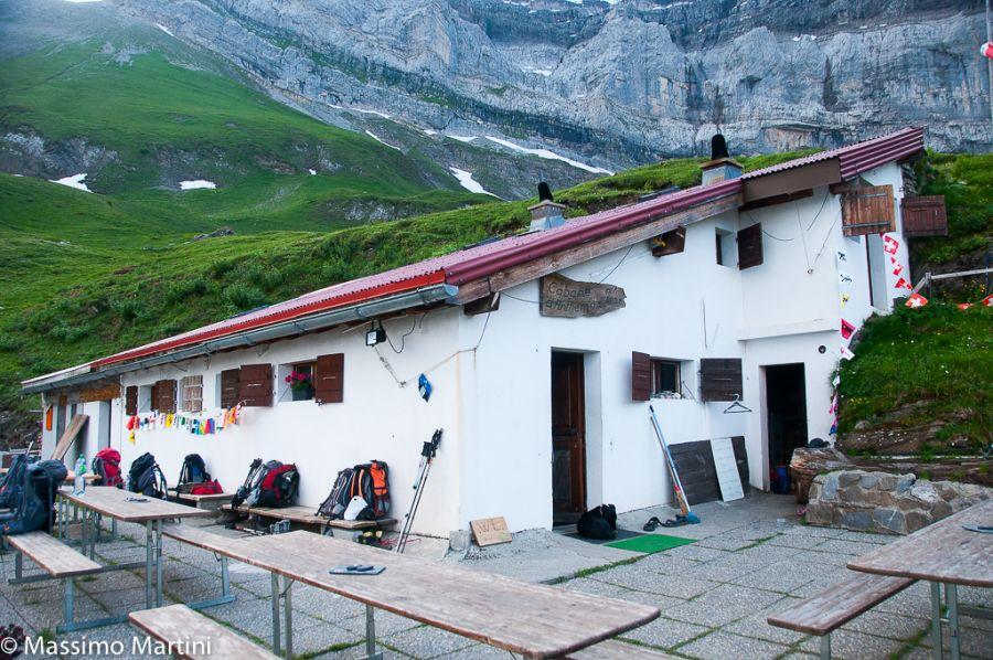 Cabane d'Antème