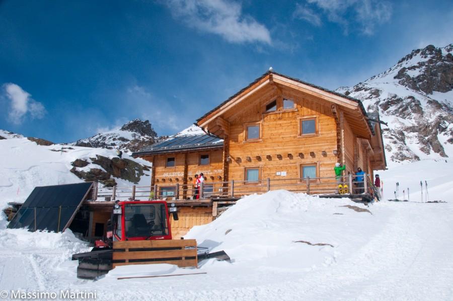 Oreste's Hütte