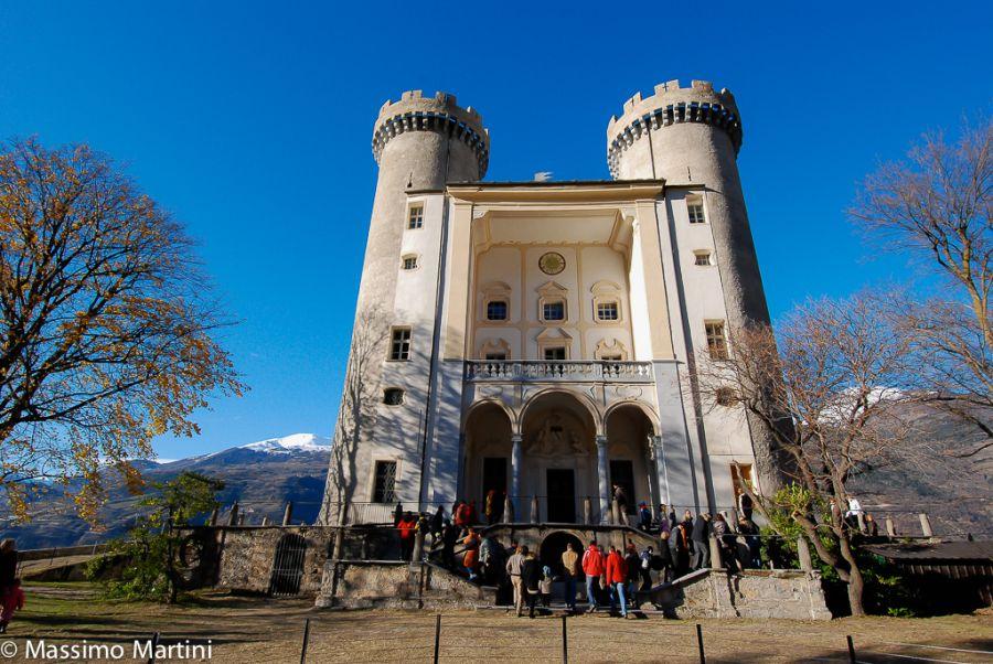 Aymavilles, il castello
